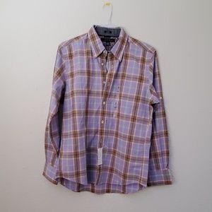 TOMMY HILFIGER check shirt size M